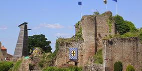 Château de Barbe Bleue - Tiffauges